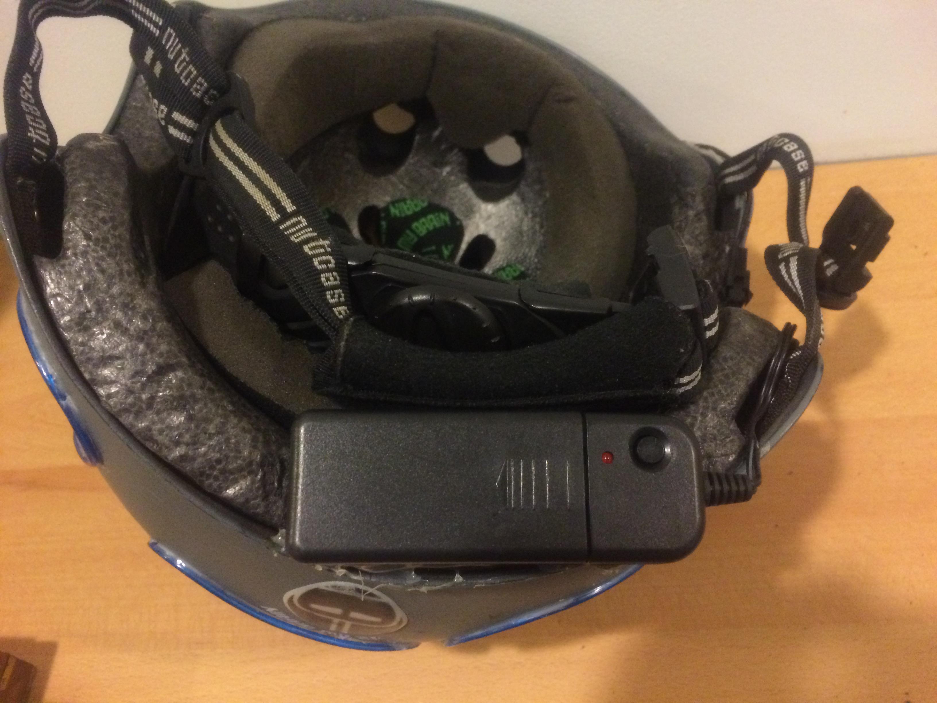 EL Wire Bike Helmet – NCL
